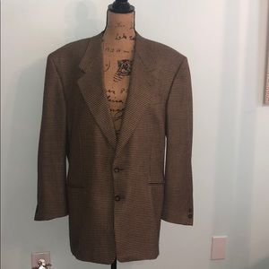 Men's Canali MILANO sport coat /blazer Us 42 reg